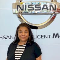 Tosha Hickey at 94 Nissan of South Holland