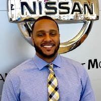 John Palmer at 94 Nissan of South Holland