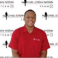 Donnie  Powell at Michael Jordan Nissan