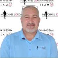 Jeff Shepard at Michael Jordan Nissan