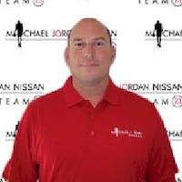 Jonathan  Cameron at Michael Jordan Nissan