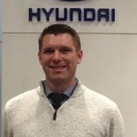 Timothy Kent at Country Hyundai