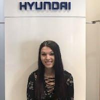 Amber Brainerd at Country Hyundai