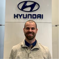 Aaron Greige at Country Hyundai