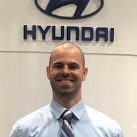 Aaron Greige at Country Hyundai