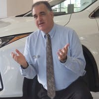 Brian Young at Treasure Coast Lexus