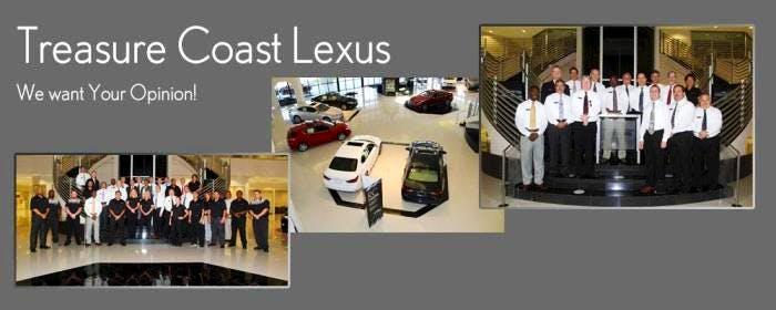 Treasure Coast Lexus, Ft Pierce, FL, 34982