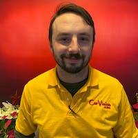 Brian Bongart at CarVision Mitsubishi