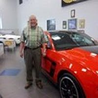 Larry Morrow at Pioneer Ford