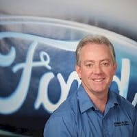 Terry Allen at Pioneer Ford