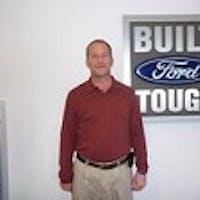 Robby Byrom at Pioneer Ford