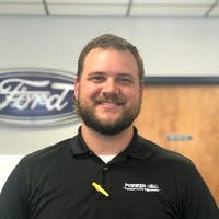 Tyler Daniel at Pioneer Ford - Service Center