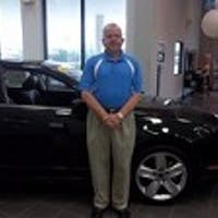 Dwight Ezzell at Pioneer Ford