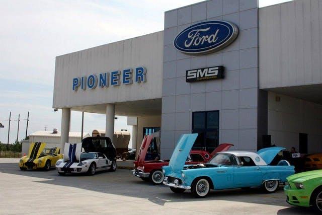 Pioneer Ford, Bremen, GA, 30110