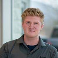 Solomon  Gillis at Bennington Honda - Service Center