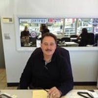 Ron  Zontini at Galeana's Van Dyke Dodge