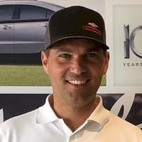 Kyle Hogland at Knippelmier Chevrolet