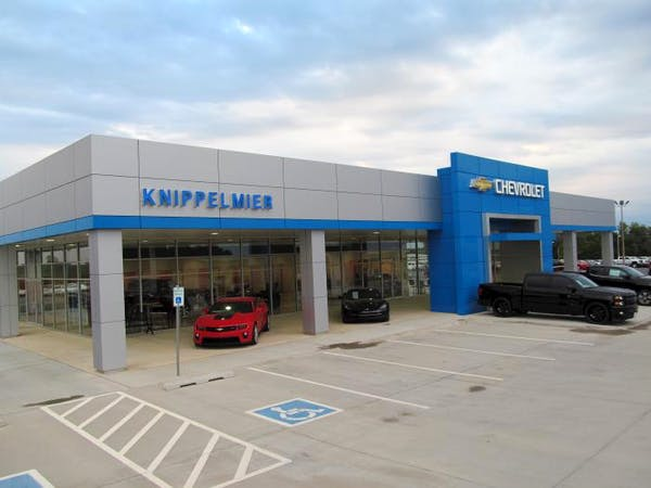 Knippelmier Chevrolet Chevrolet Used Car Dealer Service
