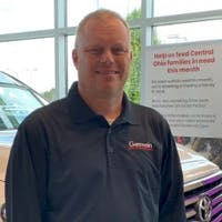 Matt Bauman at Germain Toyota of Columbus