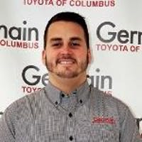 AJ Castin at Germain Toyota of Columbus