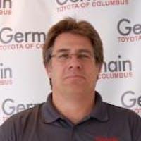 Tom Lane at Germain Toyota of Columbus
