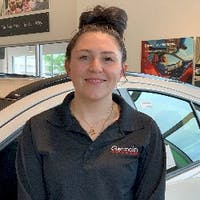 Gabrielle Mansour at Germain Toyota of Columbus
