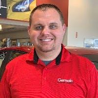 Joe Mathias at Germain Toyota of Columbus