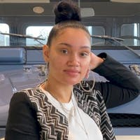 Joselyn Rivera at Germain Toyota of Columbus