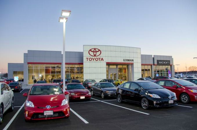 Germain Toyota of Columbus, Columbus, OH, 43232