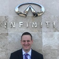 Justin Gutterman at INFINITI of Lynbrook