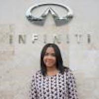 Cristina  Garcia at INFINITI of Lynbrook