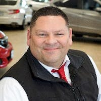 Joel Cherberg at Northwest Honda
