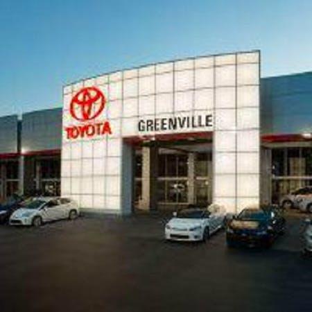 Toyota Of Greenville >> Toyota Of Greenville Toyota Used Car Dealer Service