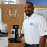 Craig Masters at Delray Honda
