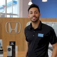 Jairo Jimenez at Delray Honda
