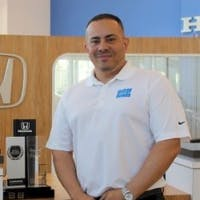 Ralph  Diaz at Delray Honda