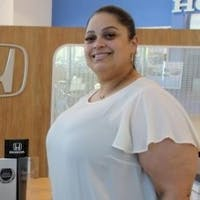 Sabrina  Boisson at Delray Honda