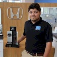 Marvin Soto at Delray Honda