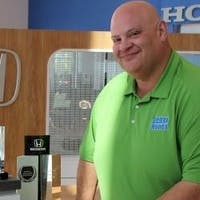 Peter Madera at Delray Honda