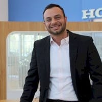 Omar  Siddique at Delray Honda