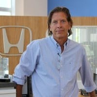 Paul Susca at Delray Honda
