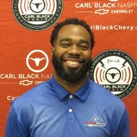 Tremayne Townsend at Carl Black Chevrolet