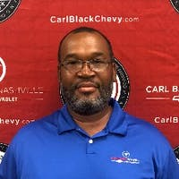 Alvin Carney at Carl Black Chevrolet