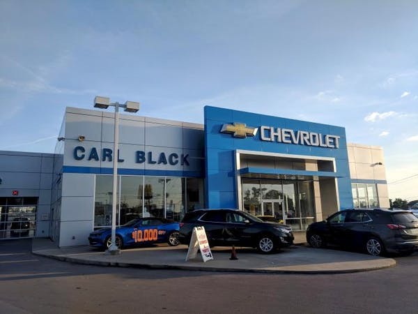 Carl Black Chevrolet, Nashville, TN, 37210