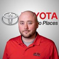 Tyler Hillyer at Lou Fusz Toyota