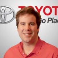 Alvin Griesedieck at Lou Fusz Toyota