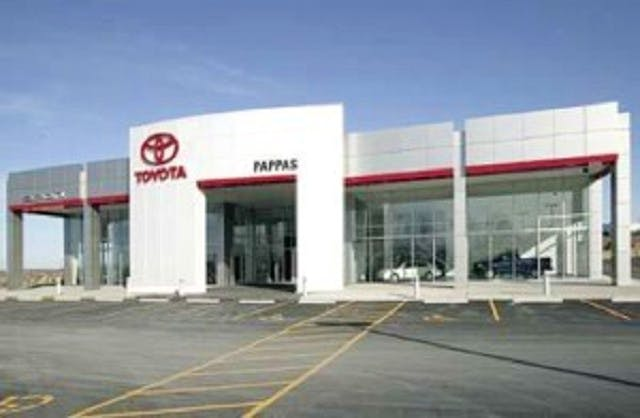 Tom Pappas Toyota, St. Peters, MO, 63376