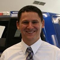 Mike Hassett at Heritage Ford