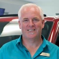 Bill LaBonte at Heritage Ford