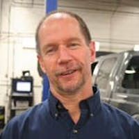 Gary Graham at Heritage Ford - Service Center